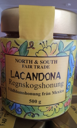 Regnskogshonung_Lacandona