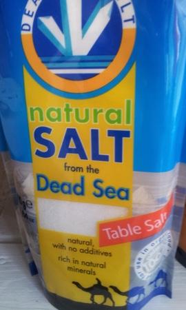 dödahavs-salt