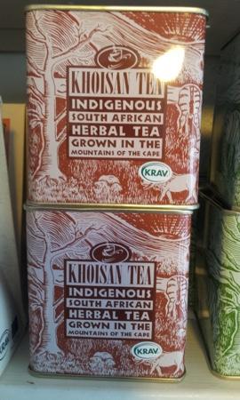 sydafrikanskt te